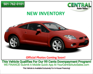 2006 Mitsubishi Eclipse in Hot Springs AR