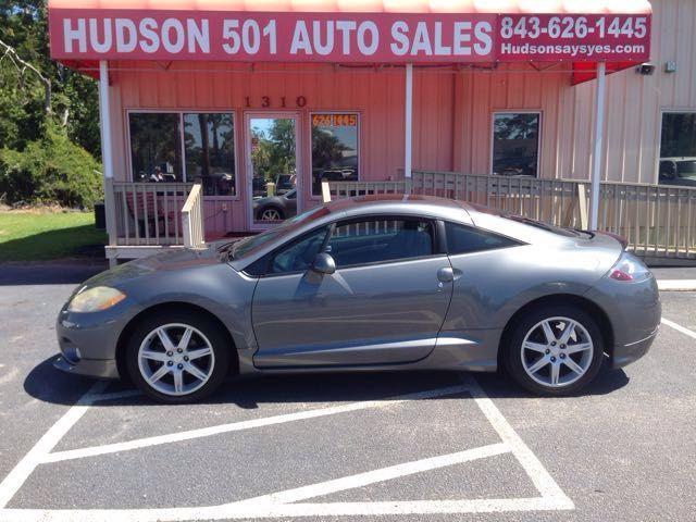 2006 Mitsubishi Eclipse GT | Myrtle Beach, South Carolina | Hudson Auto Sales in Myrtle Beach South Carolina
