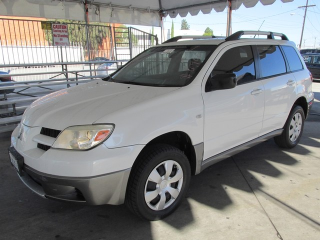 2006 Mitsubishi Outlander LS Please call or e-mail to check availability All of our vehicles are