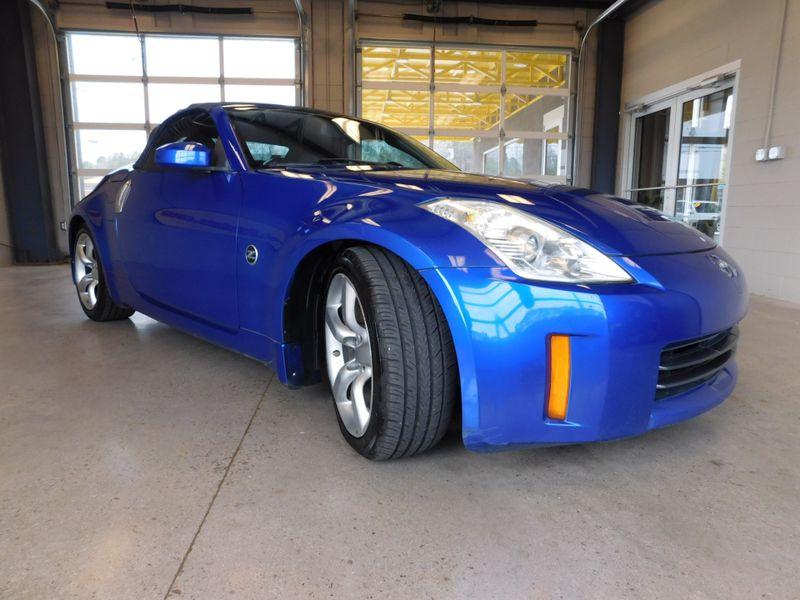 2006 Nissan 350Z Touring  city TN  Doug Justus Auto Center Inc  in Airport Motor Mile ( Metro Knoxville ), TN