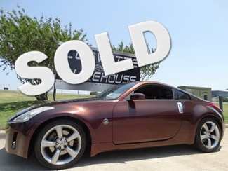 2006 Nissan 350Z Coupe Kenwood Navigation! Dallas, Texas