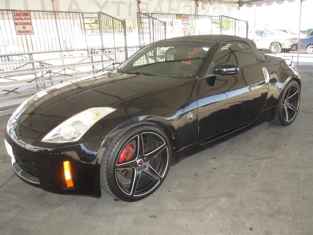 2006 Nissan 350Z Grand Touring This particular vehicle has a SALVAGE title Please call or email t