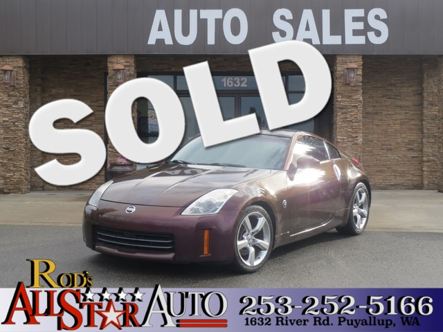 2006 Nissan 350Z The CARFAX Buy Back Guarantee that comes with this vehicle means that you can buy
