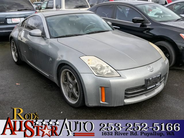 2006 Nissan 350Z This vehicle is a CarFax certified one-owner used car Pre-owned vehicles can be