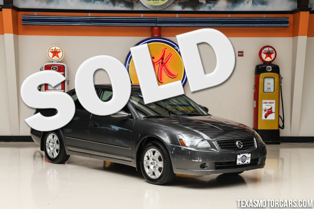 2006 Nissan Altima 25 S This 2006 Nissan Altima 25 S is in great shape with only 90 132 miles T