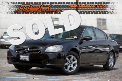 2006 Nissan Altima 2.5 S - SL PKG - Leather - BOSE - Sunroof in Los Angeles