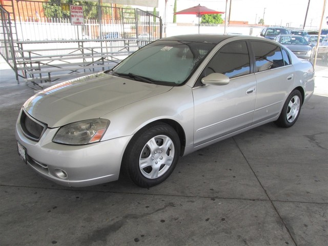 2006 Nissan Altima 25 S Please call or e-mail to check availability All of our vehicles are av