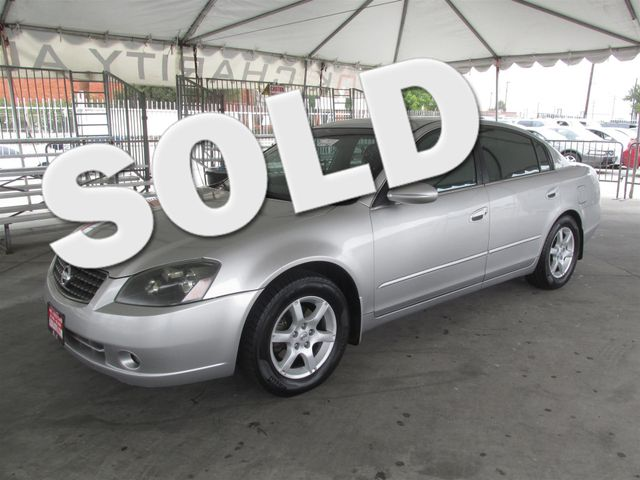 2006 Nissan Altima 35 SL Please call or e-mail to check availability All of our vehicles are a
