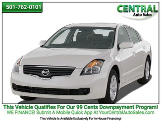 2006 Nissan Altima 2.5 S | Hot Springs, AR | Central Auto Sales in Hot Springs AR