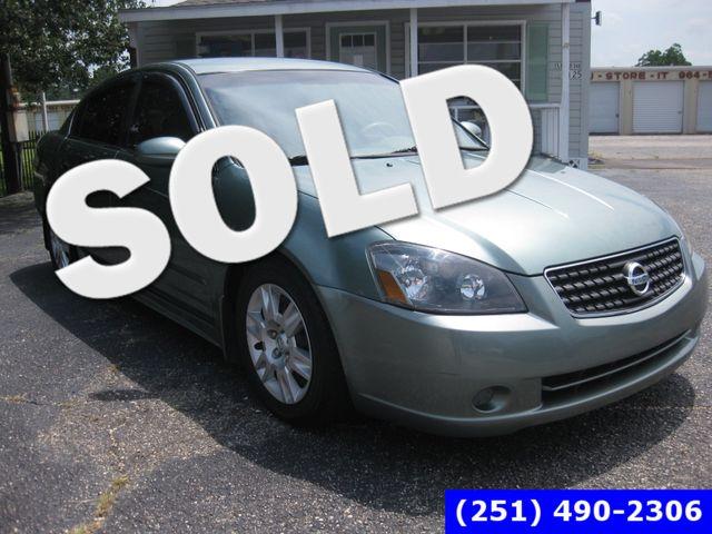 2006 Nissan Altima 2.5 S   LOXLEY, AL   Downey Wallace Auto Sales in LOXLEY AL
