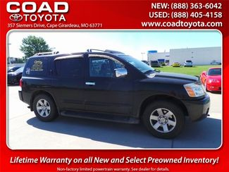 2006 Nissan Armada LE Cape Girardeau, Missouri