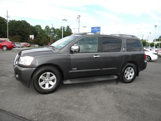 2006 Nissan Armada LE  city Georgia  Paniagua Auto Mall   in dalton, Georgia