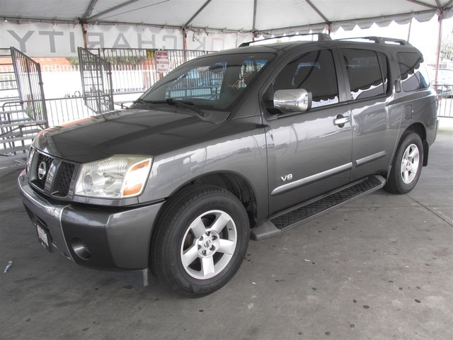 2006 Nissan Armada SE This particular Vehicle comes with 3rd Row Seat Please call or e-mail to ch
