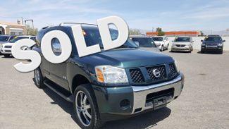 2006 Nissan Armada SE Las Vegas, Nevada