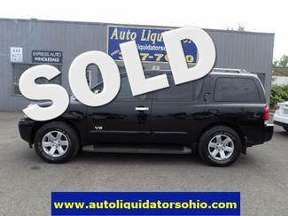 2006 Nissan Armada LE | North Ridgeville, Ohio | Auto Liquidators in North Ridgeville Ohio