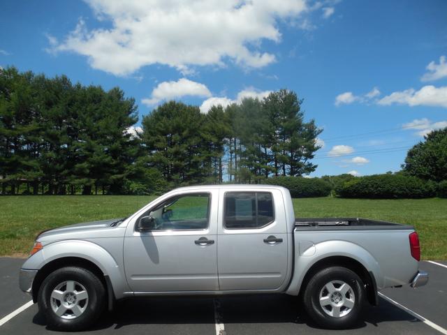 2006 Nissan Frontier SE Leesburg, Virginia 4
