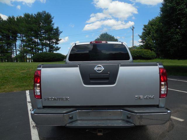2006 Nissan Frontier SE Leesburg, Virginia 7