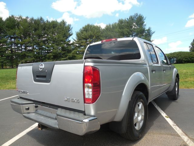 2006 Nissan Frontier SE Leesburg, Virginia 3