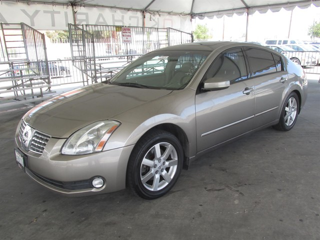 2006 Nissan Maxima 35 SL Please call or e-mail to check availability All of our vehicles are a