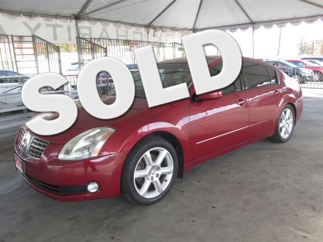 2006 Nissan Maxima 35 SE Please call or e-mail to check availability All of our vehicles are a