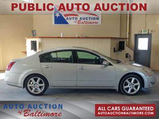 2006 Nissan Maxima 3.5 SE | JOPPA, MD | Auto Auction of Baltimore  in Joppa MD