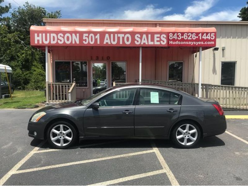2006 Nissan Maxima 3.5 SE | Myrtle Beach, South Carolina | Hudson Auto Sales in Myrtle Beach South Carolina