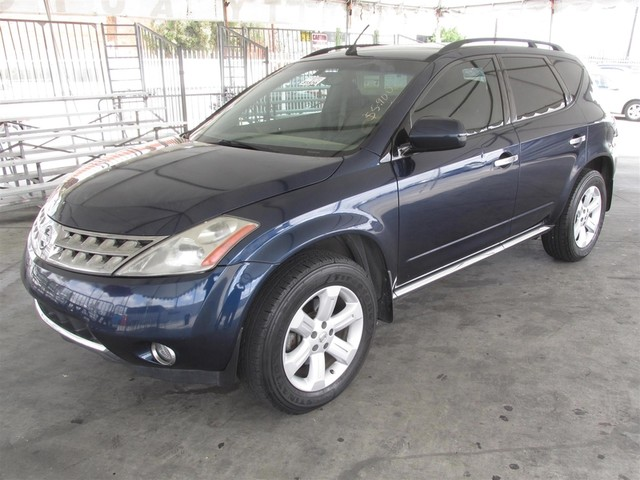 2006 Nissan Murano SL Please call or e-mail to check availability All of our vehicles are avail