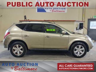 2006 Nissan Murano S | JOPPA, MD | Auto Auction of Baltimore  in Joppa MD
