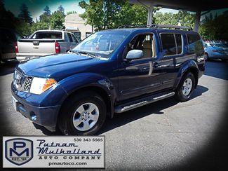 2006 Nissan Pathfinder SE Chico, CA 2