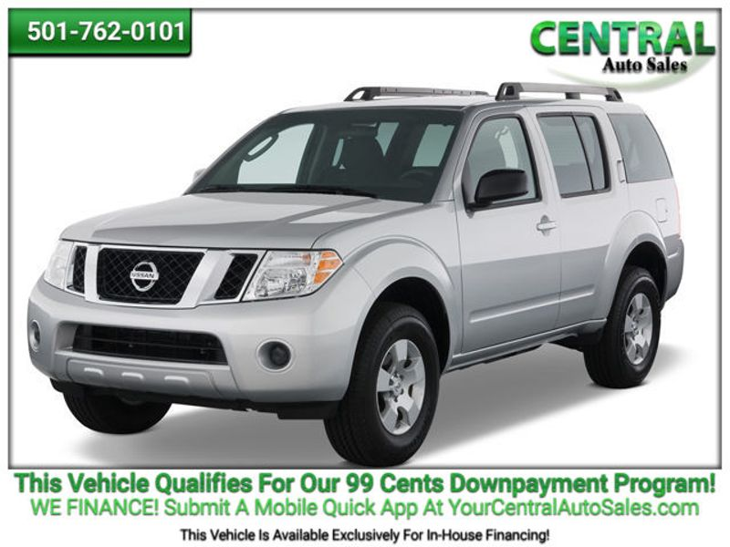2006 Nissan Pathfinder S | Hot Springs, AR | Central Auto Sales in Hot Springs AR