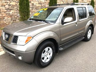 2006 Nissan Pathfinder LE Knoxville, Tennessee 5