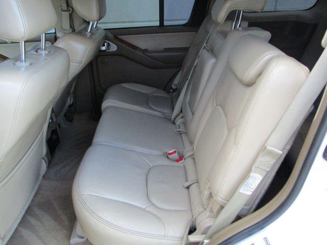 2006 Nissan Pathfinder LE Plano, Texas 15