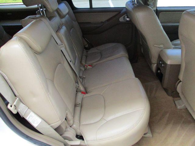 2006 Nissan Pathfinder LE Plano, Texas 19