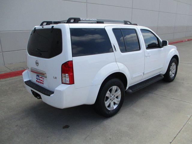2006 Nissan Pathfinder LE Plano, Texas 2