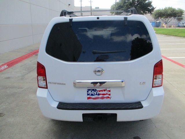 2006 Nissan Pathfinder LE Plano, Texas 3