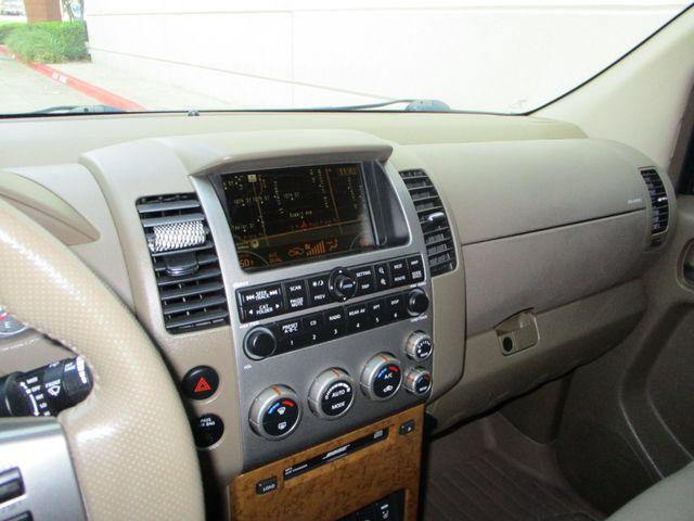2006 Nissan Pathfinder LE Plano, Texas 33