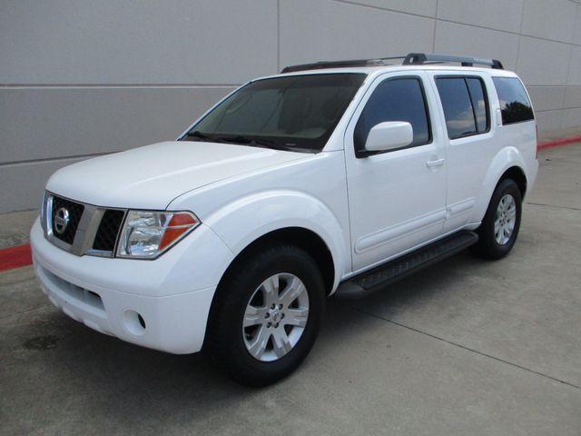 2006 Nissan Pathfinder LE Plano, Texas 6