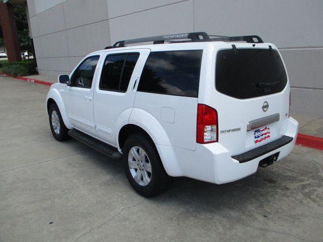 2006 Nissan Pathfinder LE Plano, Texas 8