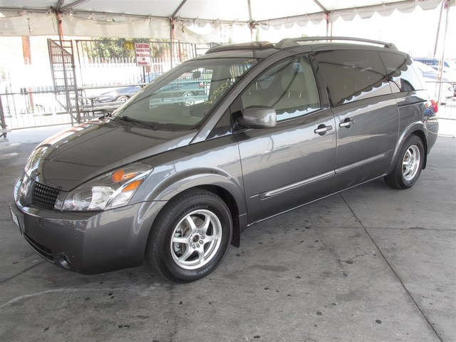 2006 Nissan Quest SE This particular Vehicle comes with 3rd Row Seat Please call or e-mail to che