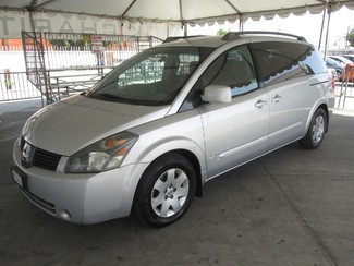 2006 Nissan Quest Base Gardena, California
