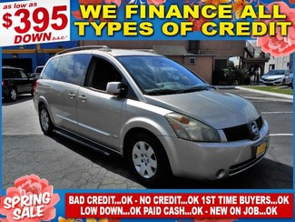2006 Nissan Quest S Special Edition in Santa Ana California