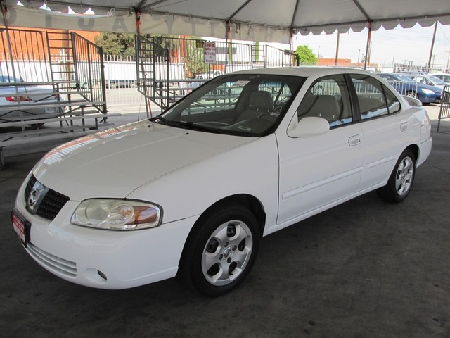 2006 Nissan Sentra 18 S Please call or e-mail to check availability All of our vehicles are ava