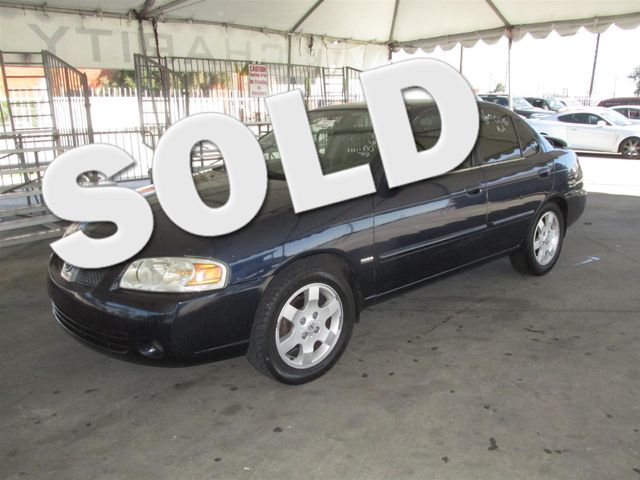 2006 Nissan Sentra 18 S Please call or e-mail to check availability All of our vehicles are av