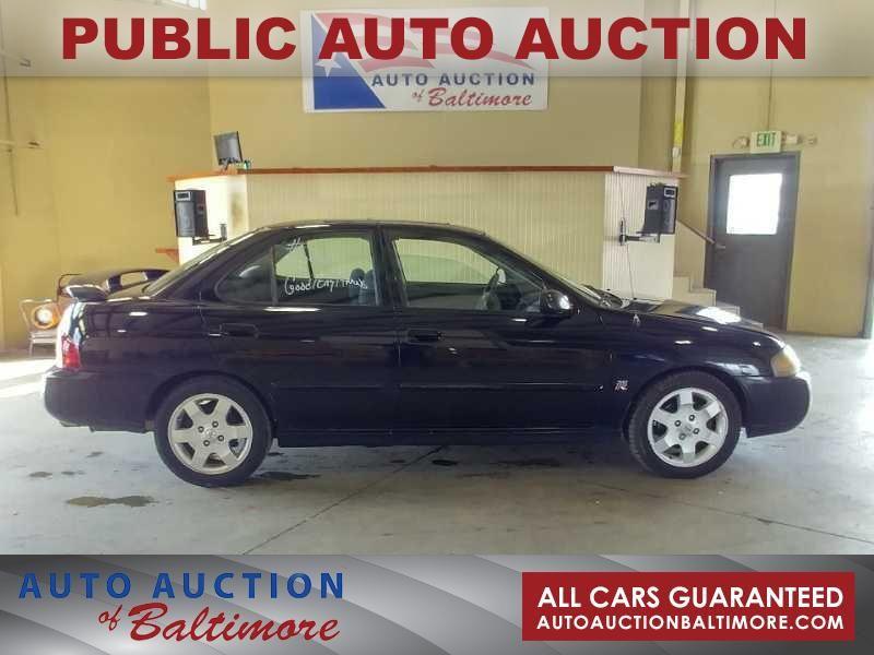 2006 Nissan Sentra SE-R | JOPPA, MD | Auto Auction of Baltimore  in JOPPA MD
