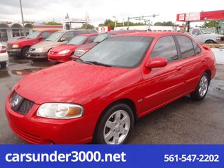 2006 Nissan Sentra 1.8 S Lake Worth , Florida