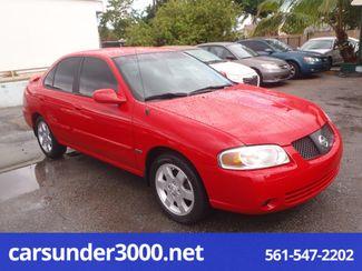 2006 Nissan Sentra 1.8 S Lake Worth , Florida 1