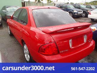2006 Nissan Sentra 1.8 S Lake Worth , Florida 2