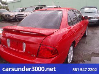 2006 Nissan Sentra 1.8 S Lake Worth , Florida 3