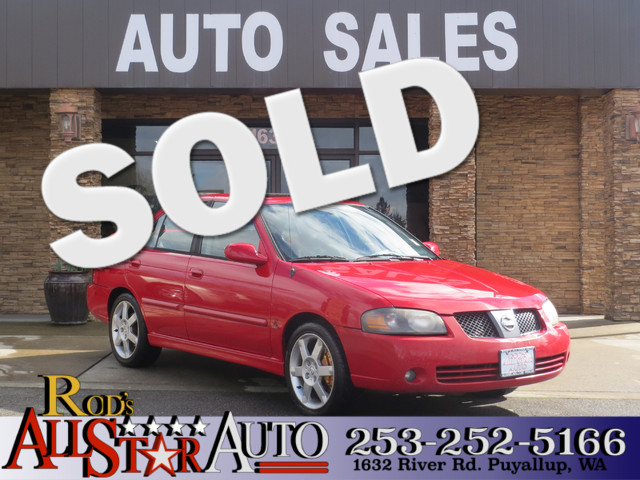 2006 Nissan Sentra SE-R Spec V A very roomy compact sports car Might even be the most roomy