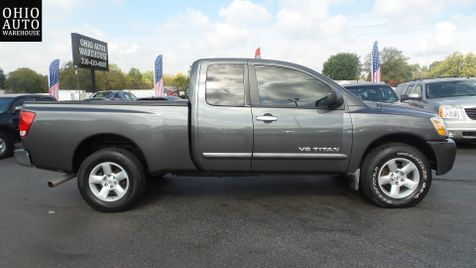2006 Nissan Titan SE 4x4 V8 Extended Cab We Finance | Canton, Ohio | Ohio Auto Warehouse LLC in Canton, Ohio